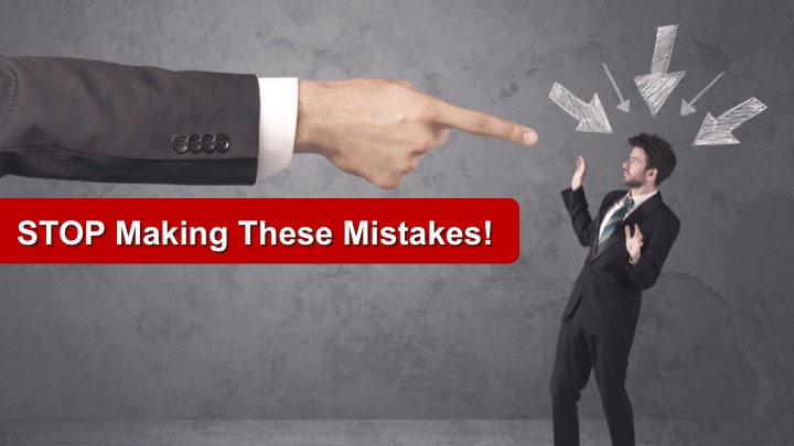 2 common mistakes people make in their request for referrals