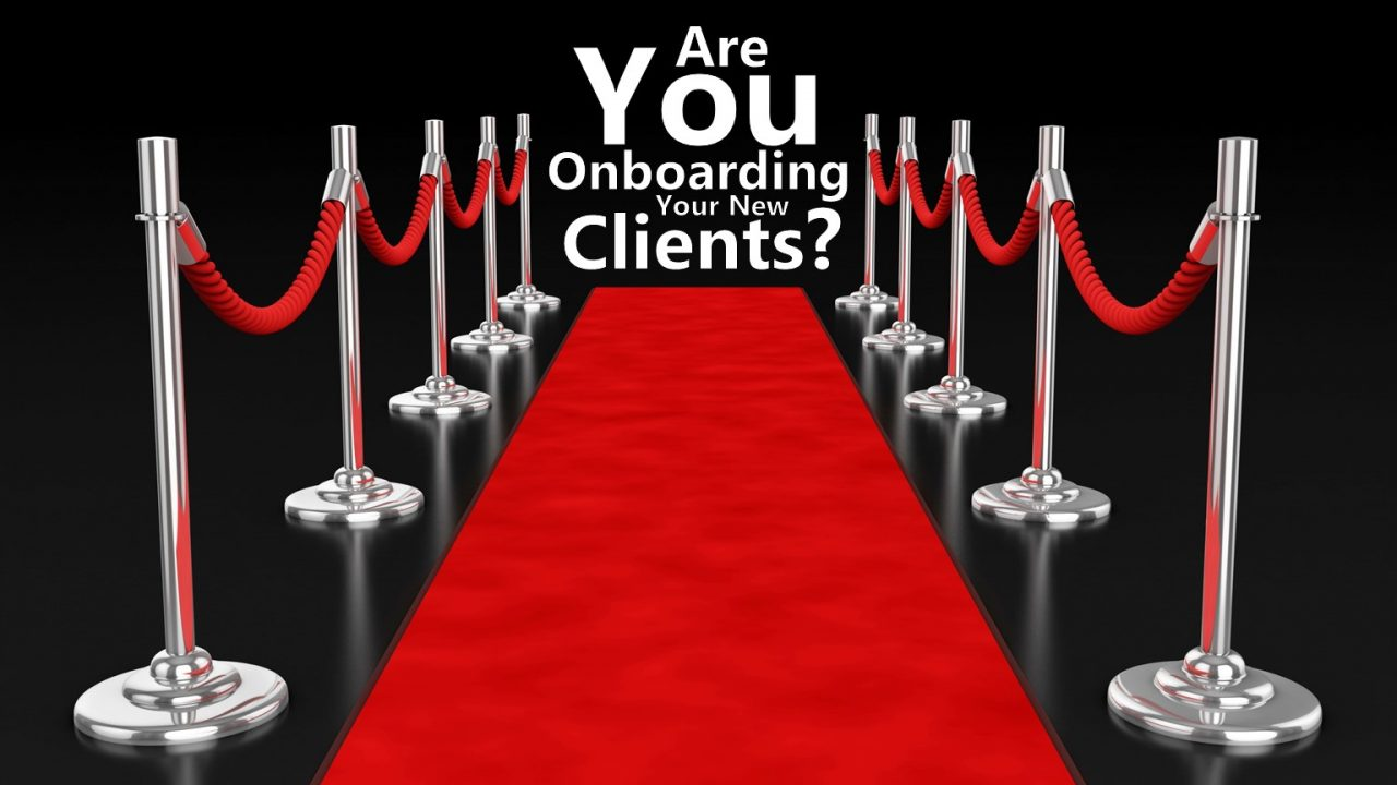 06.01.17 Onboarding New Clients V2