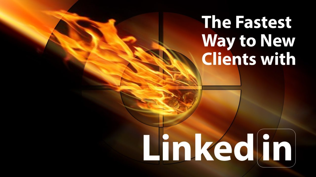 How to Use Linkedin to Get More Referrals (that lead to clients!)