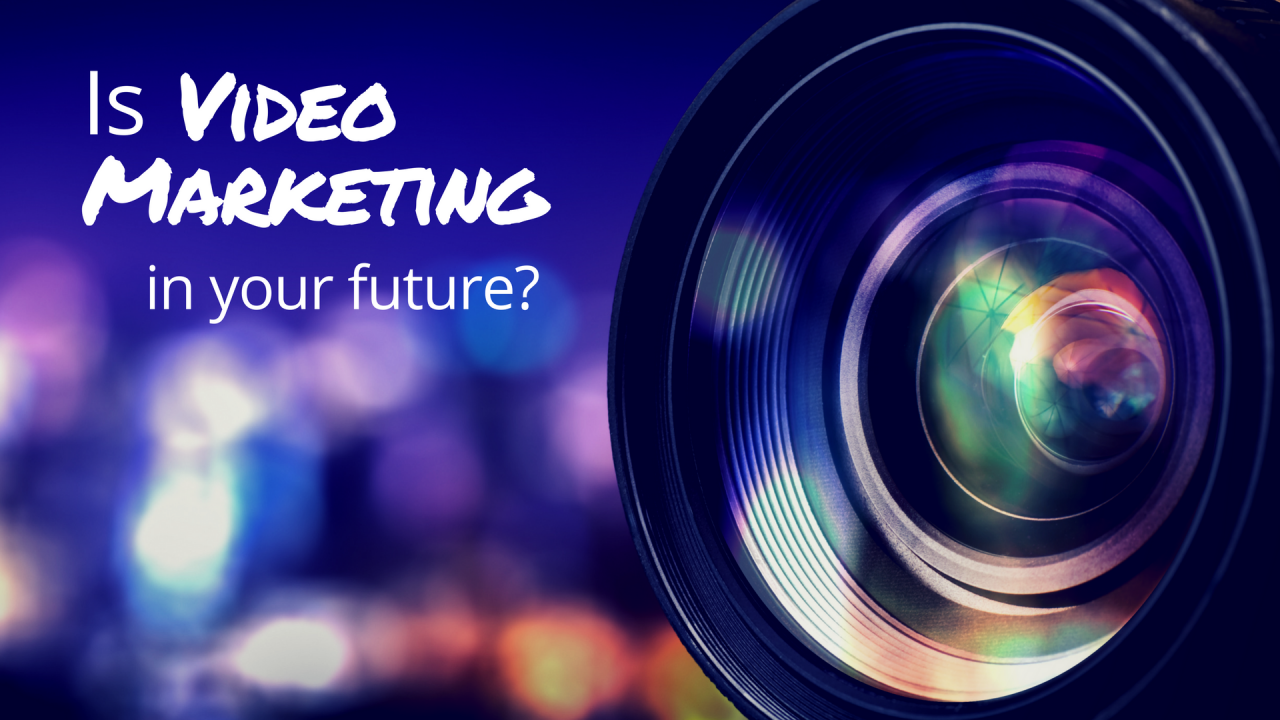 Is video marketing in your future?