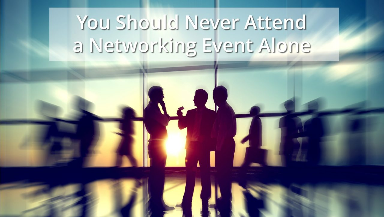 Wingman Networking: Never Go Alone