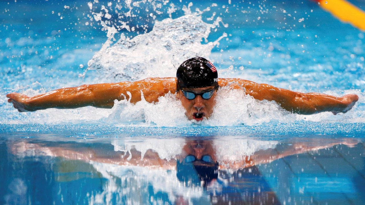 2 Lessons to Learn from Michael Phelps