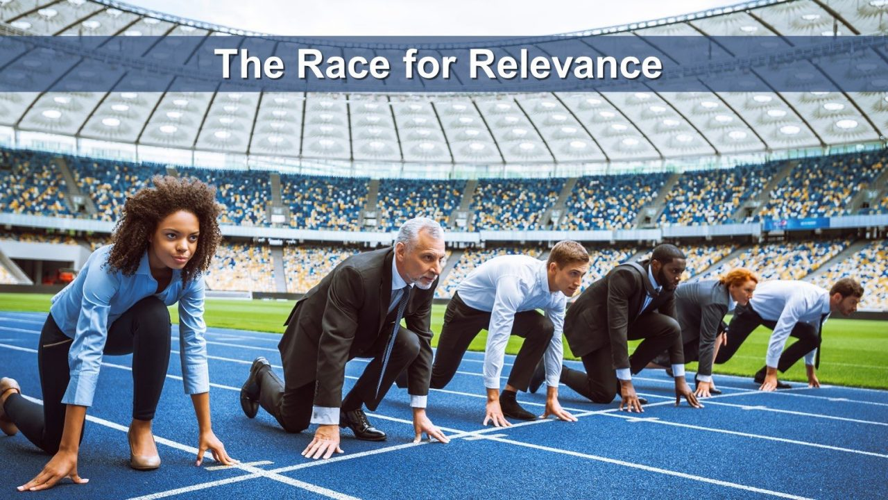 The Race for Relevance Marketing is on!