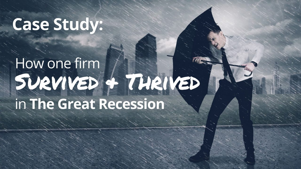 How one financial firm survived and thrived in the Great Recession