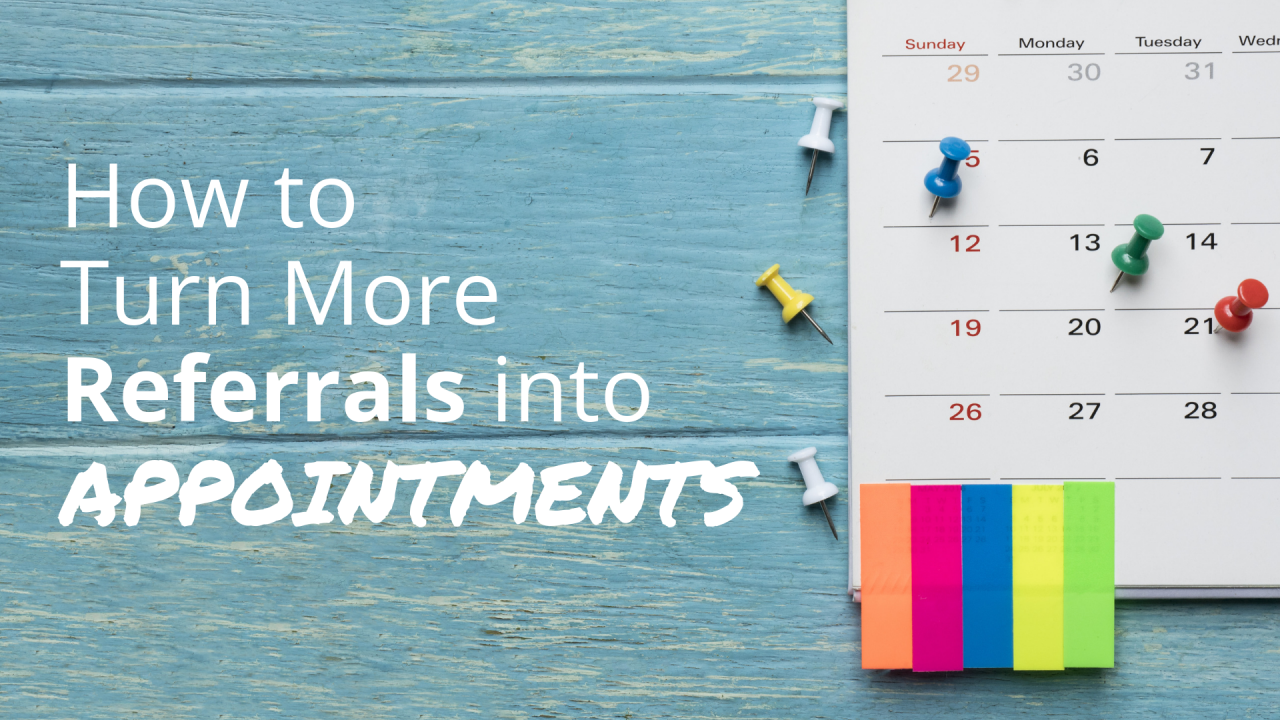 Referral Coach Referral and Sales Blog | Bill Cates