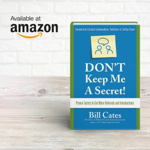 Don't Keep Me a Secret
